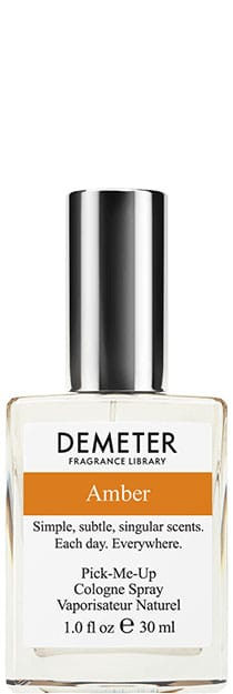Купить Demeter Fragrance Library Духи-спрей «Янтарь» (Amber) 30мл, Amber 30мл