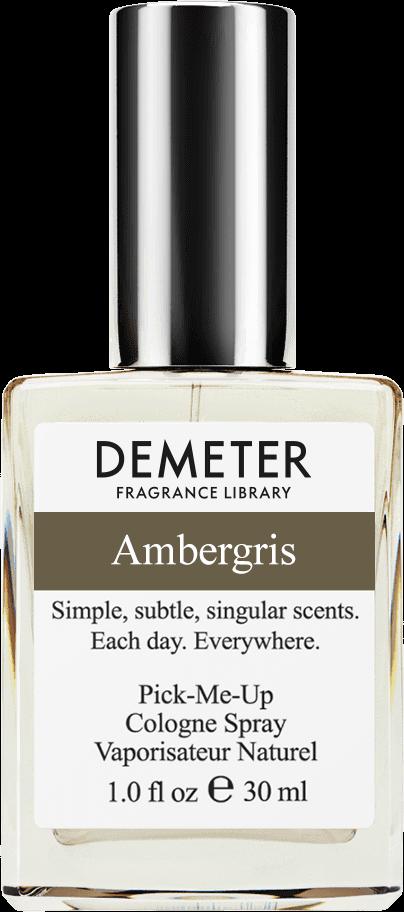 Demeter Fragrance Library Духи-спрей «Амбра» (Ambergris) 30мл фото