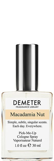 Demeter Fragrance Library Духи-спрей «Орех макадамия» (Macadamia Nut) 30мл фото