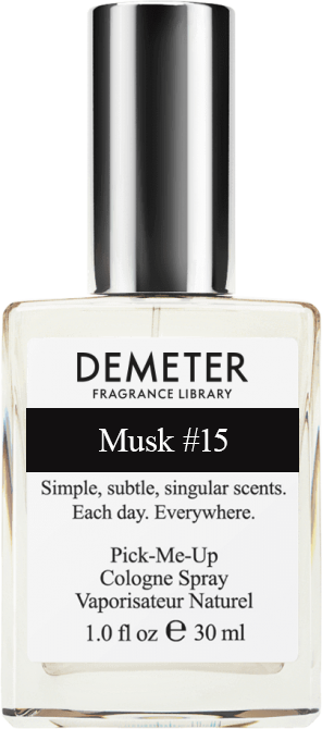 Купить Demeter Fragrance Library Духи-спрей «Мускус №15» (Musk #15) 30мл, Musk #15 30мл