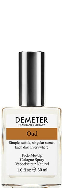 Купить Demeter Fragrance Library Духи-спрей «Удовое дерево» (Oud) 30мл, Oud 30мл