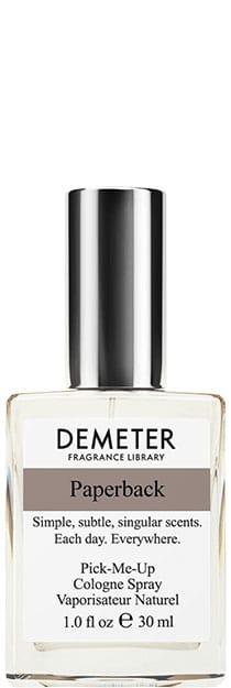 Demeter Fragrance Library Духи-спрей «Книжный переплёт» (Paperback) 30мл фото