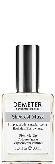 Купить Demeter Fragrance Library Духи-спрей «Чистый мускуc» (Sheerest Musk) 30мл, Sheerest Musk 30мл