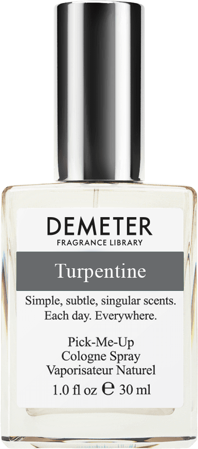 Demeter Духи-спрей «Скипидар» (Turpentine) 30мл фото