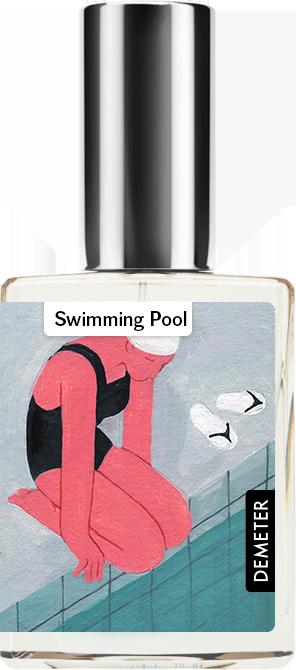 Demeter Fragrance Library Авторский одеколон «Бассейн» (Swimming Pool) 30мл фото