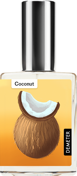 Demeter Fragrance Library Авторский одеколон «Кокос» (Coconut) 30мл фото