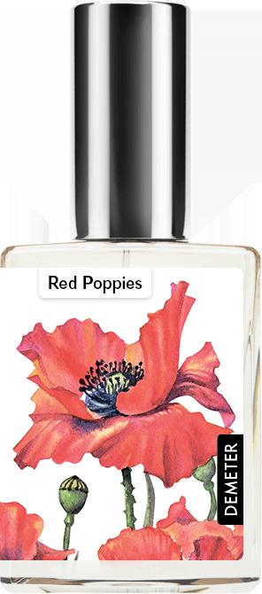 Demeter Fragrance Library Авторский одеколон «Красный мак» (Red Poppies) 30мл фото