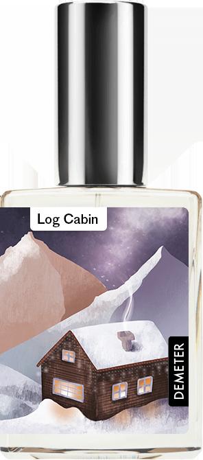 Demeter Fragrance Library Авторский одеколон «Избушка» (Log Cabin) 30мл фото