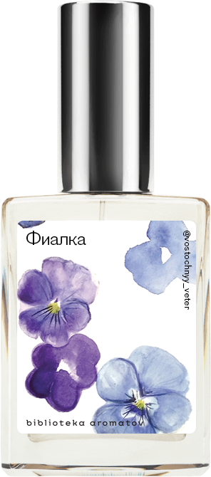Demeter Fragrance Library Авторский одеколон «Фиалка» (Violet) 30мл фото