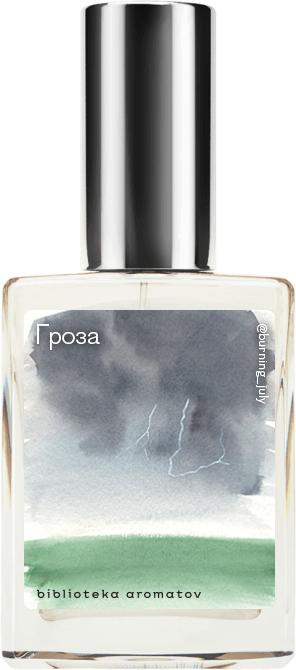 Demeter Fragrance Library Авторский одеколон «Гроза» (Thunderstorm) 30мл фото