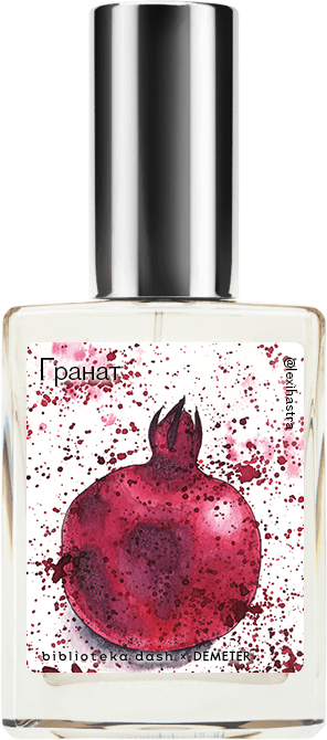 Demeter Fragrance Library Авторский одеколон «Гранат» (Pomegranate) 30мл фото