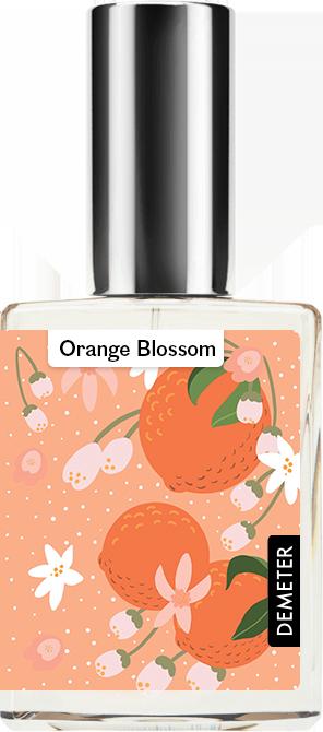 Купить Demeter Fragrance Library Авторский одеколон «Апельсиновый цвет» (Orange Blossom) 30мл, Orange Blossom 30мл