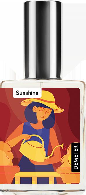 Demeter Fragrance Library Авторский одеколон «Солнце» (Sunshine) 30мл фото