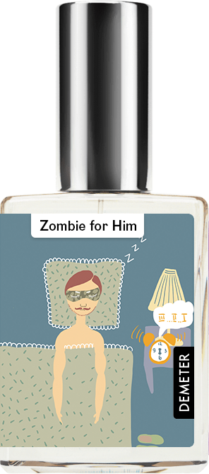 Demeter Fragrance Library Авторский одеколон «Он зомби!» (Zombie for Him) 30мл фото