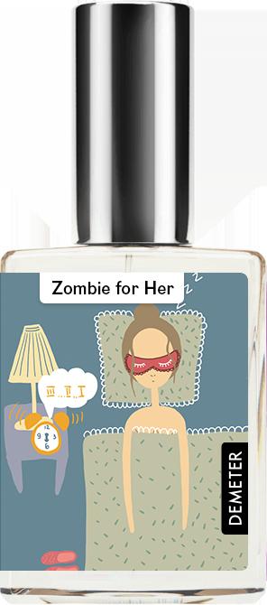 Demeter Fragrance Library Авторский одеколон «Он зомби!» (Zombie for Him) 30мл фото