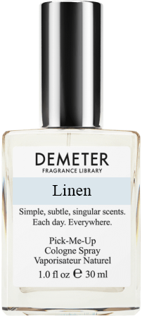 Купить Demeter Fragrance Library Духи-спрей «Лён» (Linen) 30мл, Linen 30мл