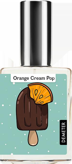 Купить Demeter Fragrance Library Авторский одеколон «Апельсиновое эскимо» (Orange Cream Pop) 30мл, Orange Cream Pop 30мл