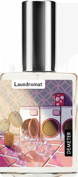 Demeter Fragrance Library Авторский одеколон «Прачечная» (Laundromat) 30мл фото