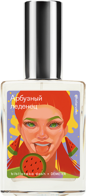 Demeter Fragrance Library Авторский одеколон «Арбузный леденец» (Watermelon Lollipop) 30мл фото