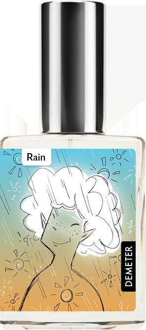 Demeter Fragrance Library Авторский одеколон «Летний дождь» (Rain) 30мл фото