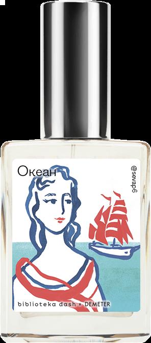 Demeter Fragrance Library Авторский одеколон «Океан» (Ocean) 30мл фото