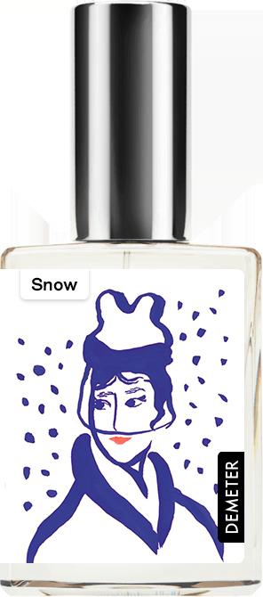 Demeter Fragrance Library Авторский одеколон «Снег» (Snow) 30мл фото