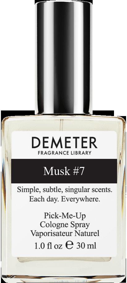 Купить Demeter Fragrance Library Духи-спрей «Мускус №7» (Musk #7) 30мл, Musk #7 30мл